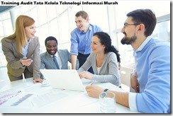 training pemahaman konsep audit tata kelola teknologi informasi murah