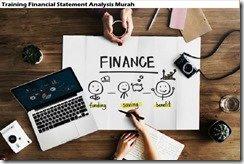 training financial statement murah