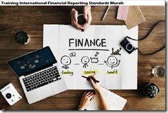 training financial reporting standards murah