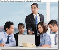 training improving hr compentency murah