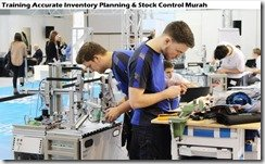 training accurate inventory planning murah