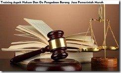 training hukum dan oe pengadaaan murah