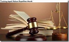 training konsekuens hukum kepailitan murah