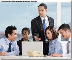 training health, safety & environment management system murah