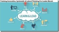 training inovatif, sistematis & berpikir lateral untuk pemimpin murah