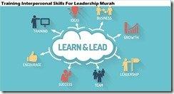 training keterampilan interpersonal untuk kepemimpinan murah
