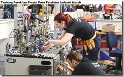 training dasar proses industri murah