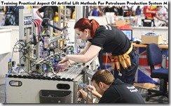 training aspek praktis dari metode lift artificial untuk sistem produksi petroleum murah