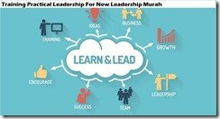 training kepemimpinan praktis untuk kepemimpinan baru murah