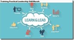 training keterampilan kepemimpinan praktis murah