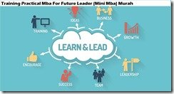 training mba praktis untuk pemimpin masa depan (mba mini) murah