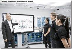 training strategi warehouse managmeent murah